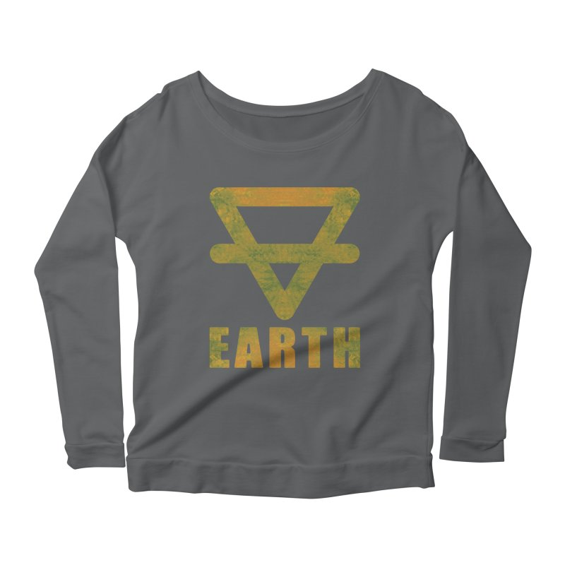 Earth Sign Women's Longsleeve T-Shirt by earthfiredragon