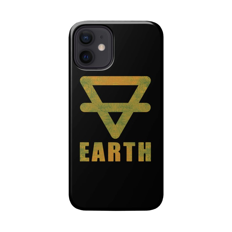 Earth Sign Accessories Phone Case by earthfiredragon
