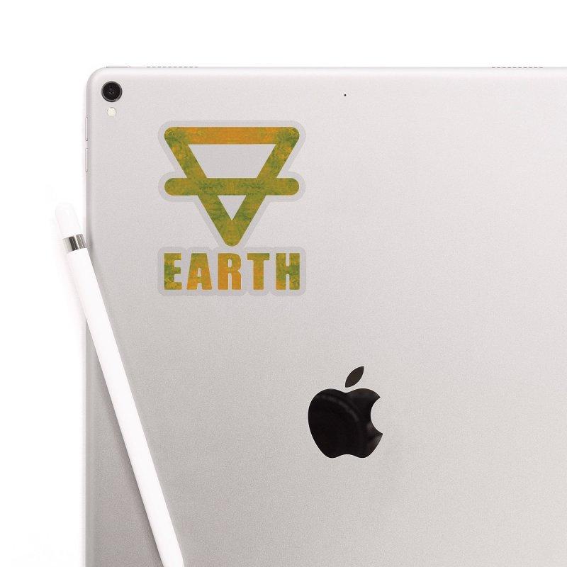 Earth Sign Accessories Sticker by earthfiredragon