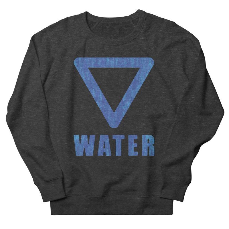 Water Sign Women's Sweatshirt by earthfiredragon