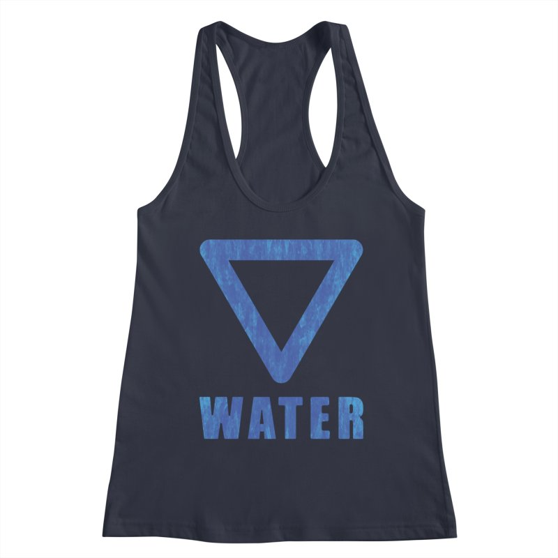 Water Sign Women's Tank by earthfiredragon