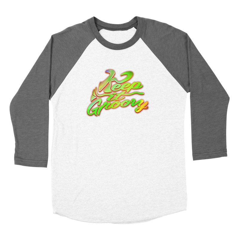 Keep It Groovy Women's Longsleeve T-Shirt by earthfiredragon