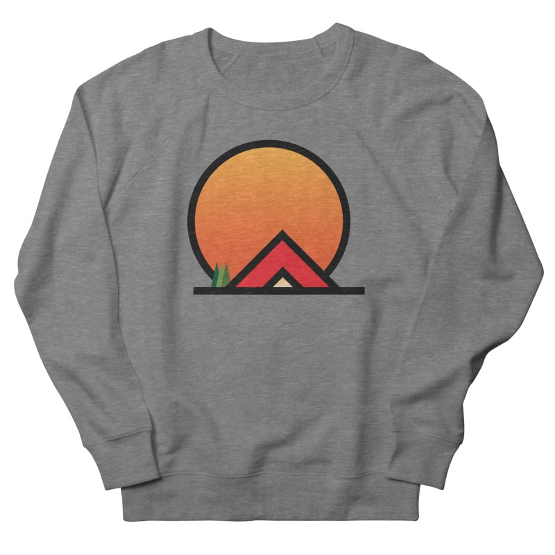 Camp Women's Sweatshirt by earthfiredragon