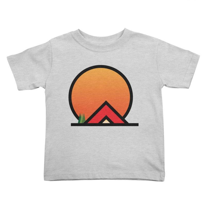 Camp Kids Toddler T-Shirt by earthfiredragon