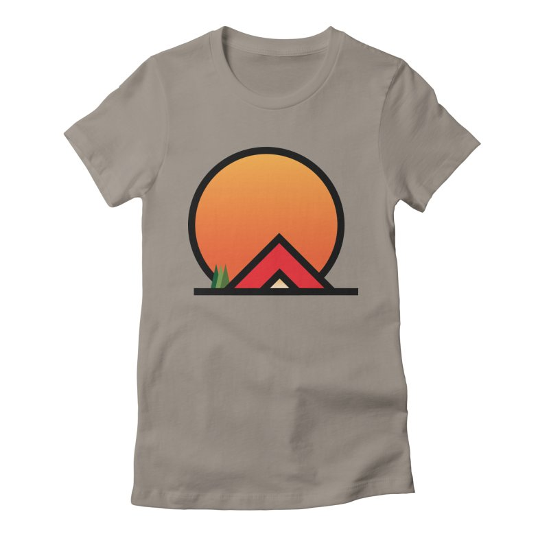Camp Women's T-Shirt by earthfiredragon