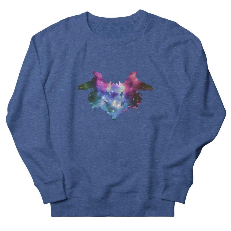 space rorschach Women's Sweatshirt by earthfiredragon