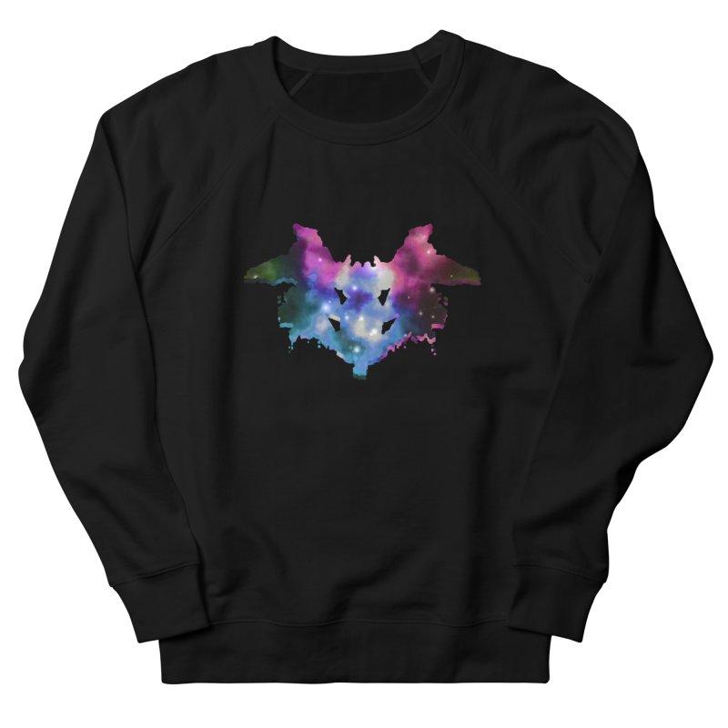 space rorschach Men's Sweatshirt by earthfiredragon