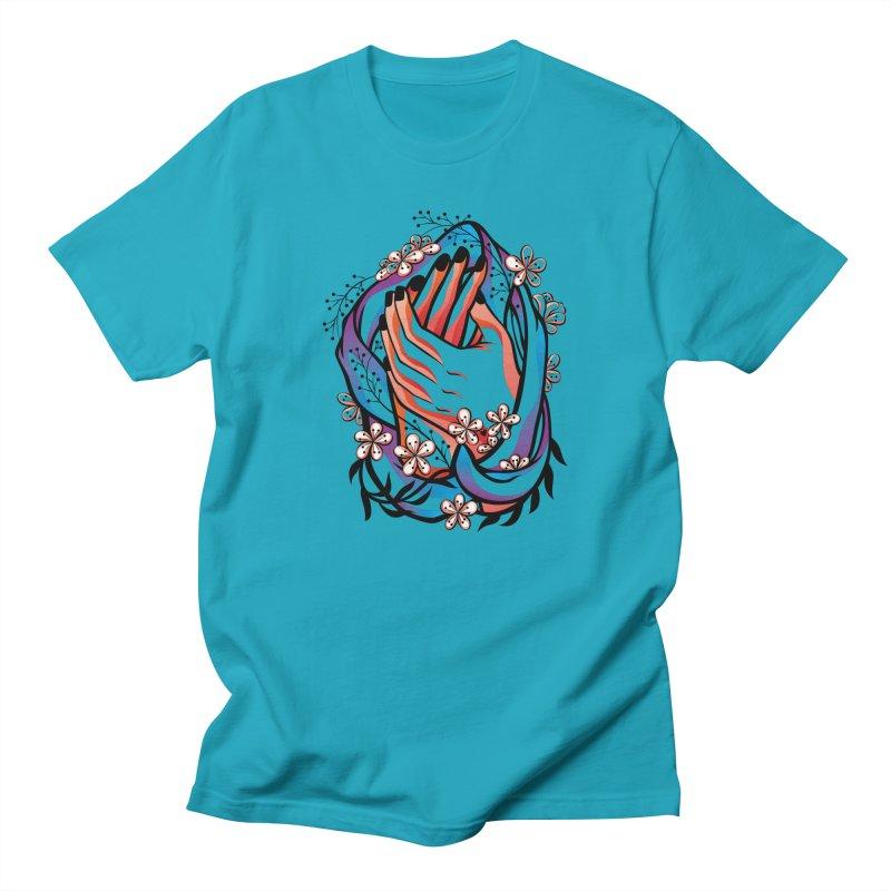 Pablo Neruda Love Poem (4) - Sonnet XVII Women's Regular Unisex T-Shirt by Eastern Cloud's Artist Shop