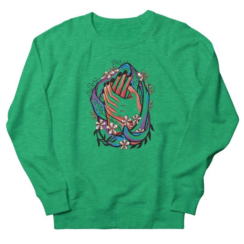 Pablo Neruda Love Poem (4) - Sonnet XVII Women's Sweatshirt by Eastern Cloud's Artist Shop