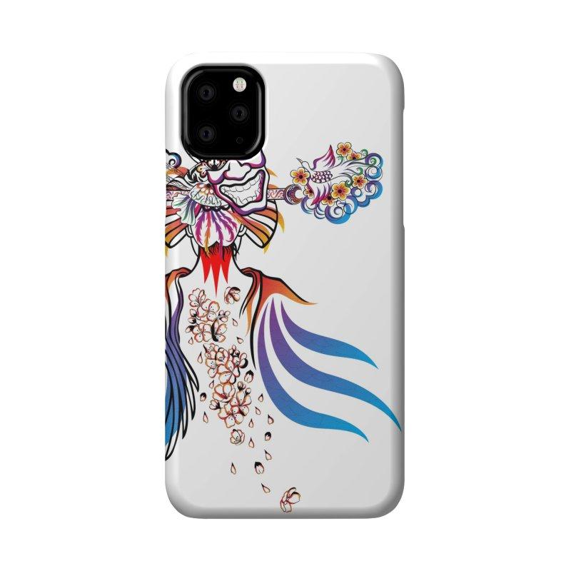 Women Warrior (1) Accessories Phone Case by Eastern Cloud's Artist Shop