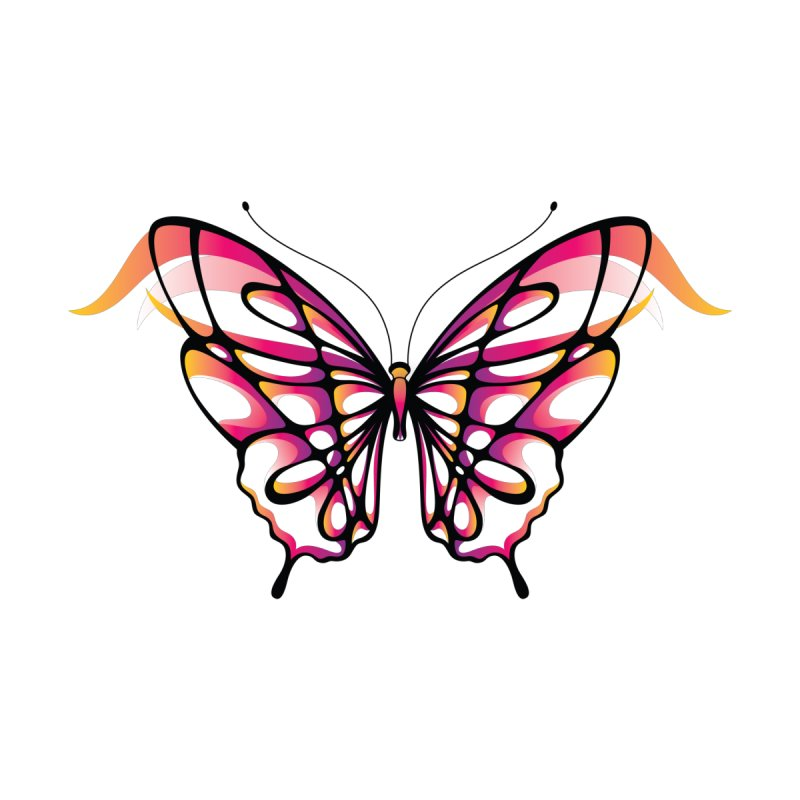 The Butterfly by Eastern Cloud's Artist Shop