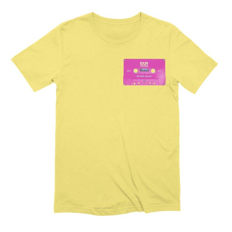 """Easy Compadre! """"No Más Jaulas"""" Cassette Men's T-Shirt by Easy Compadre! Artist Shop"""