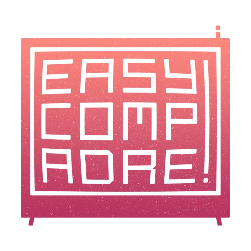 Easy Compadre! Idiot Box Pink&Red Kids Baby Bodysuit by Easy Compadre! Artist Shop