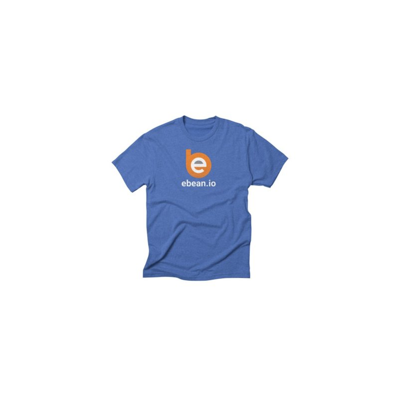 Large logo t-shirts by Ebean Shop