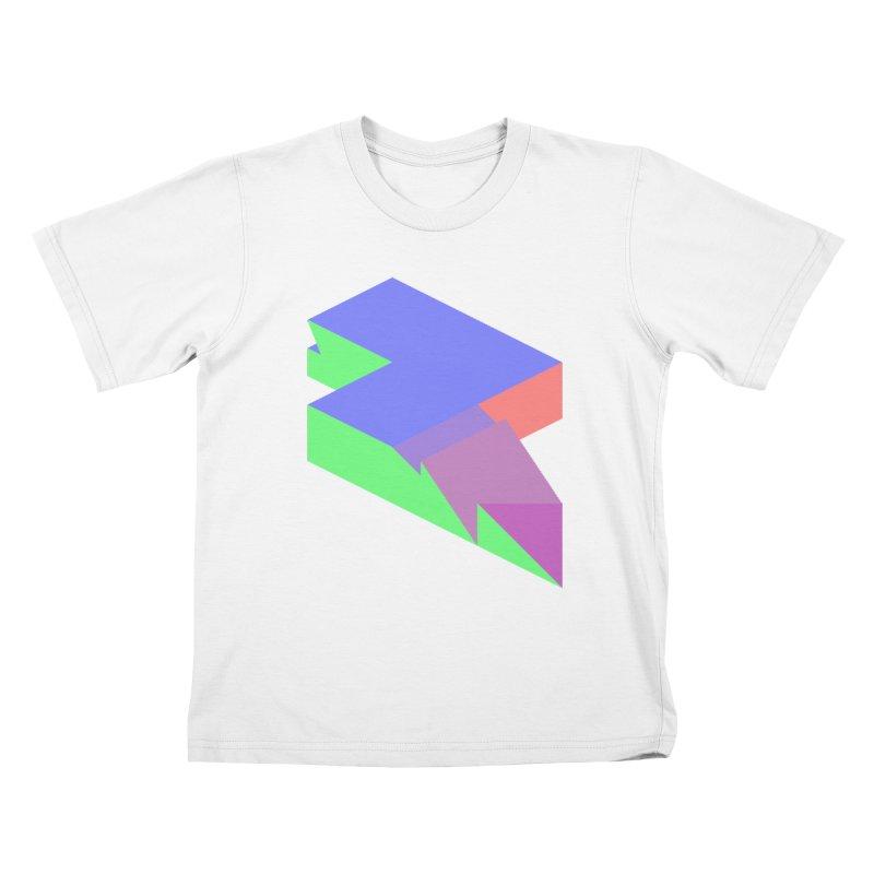 TiliX Arrow Kids T-Shirt by eBoy