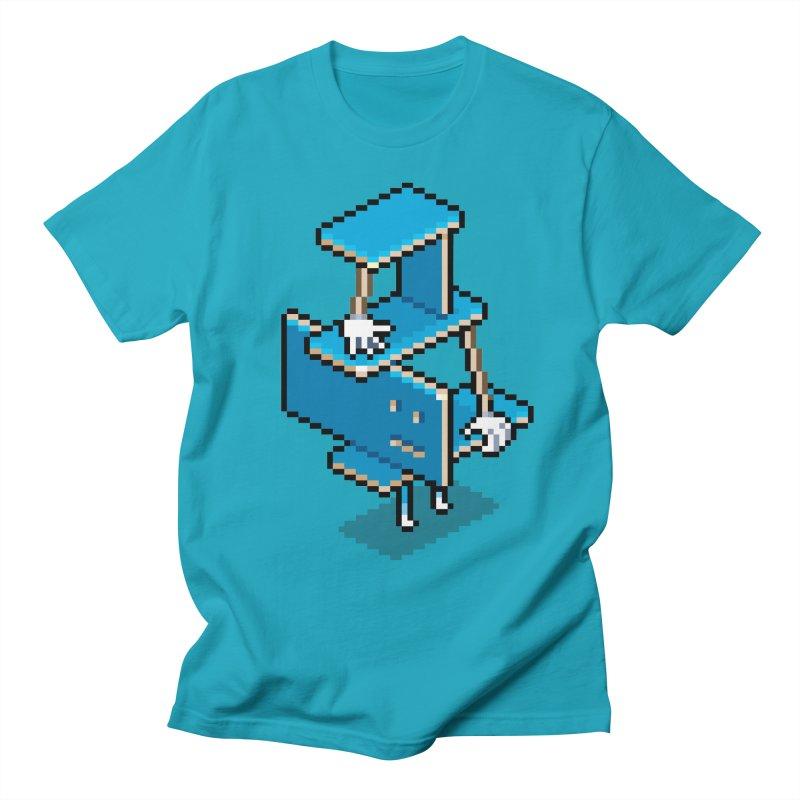 TwyDrone Men's T-Shirt by eBoy