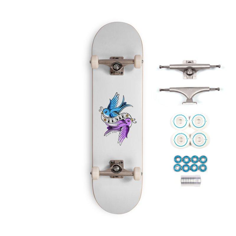Swallows (2019) Accessories Skateboard by ELSIE BINX SHOP
