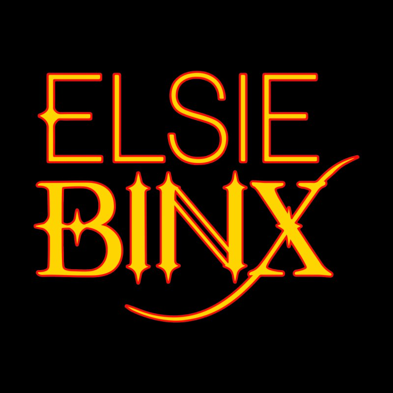 Electric Binx (2019) Men's T-Shirt by ELSIE BINX SHOP