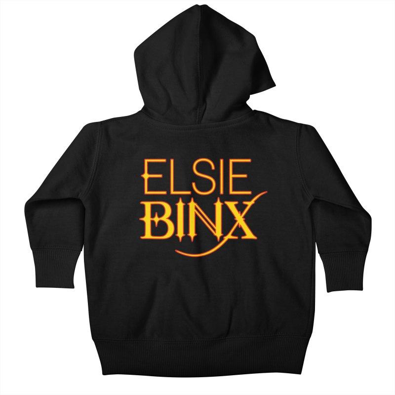Electric Binx (2019) Kids Baby Zip-Up Hoody by ELSIE BINX SHOP