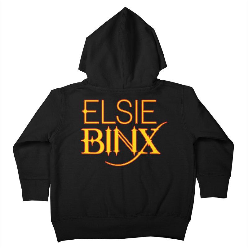 Electric Binx (2019) Kids Toddler Zip-Up Hoody by ELSIE BINX SHOP