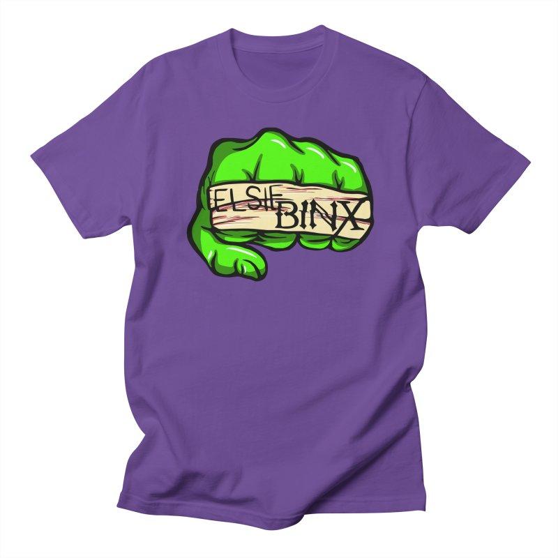 Binx Smash (2019) Men's T-Shirt by ELSIE BINX SHOP