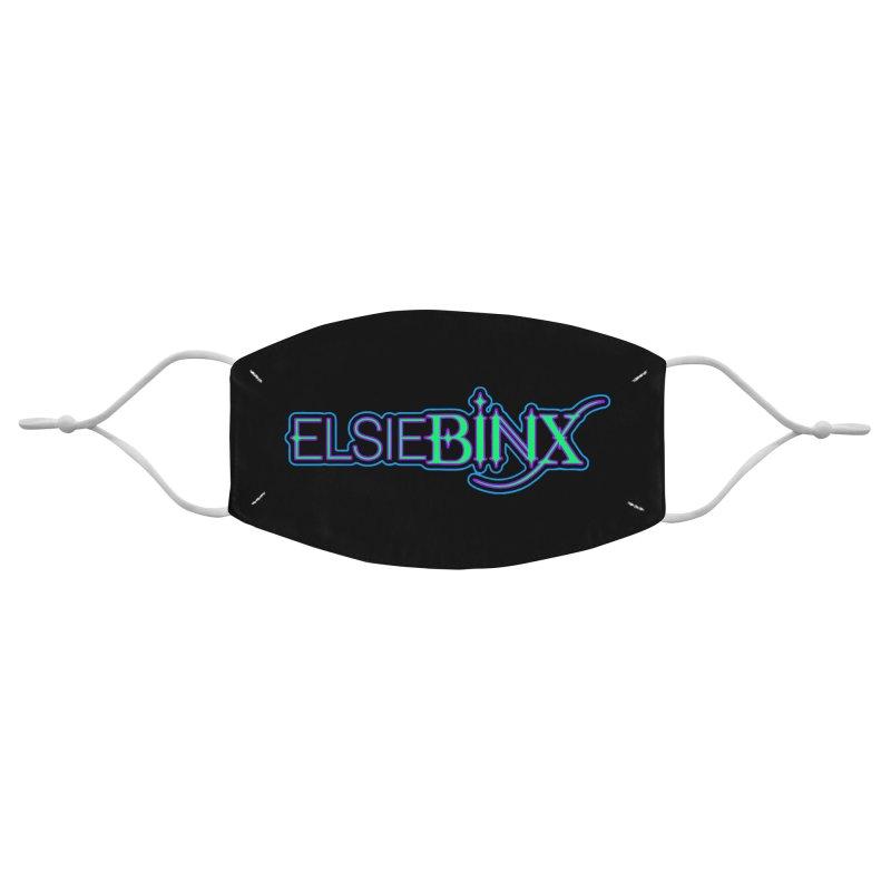 Acid Binx (2019) Accessories Face Mask by ELSIE BINX SHOP