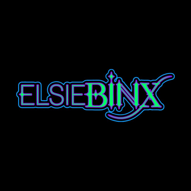 Acid Binx (2019) Women's V-Neck by ELSIE BINX SHOP