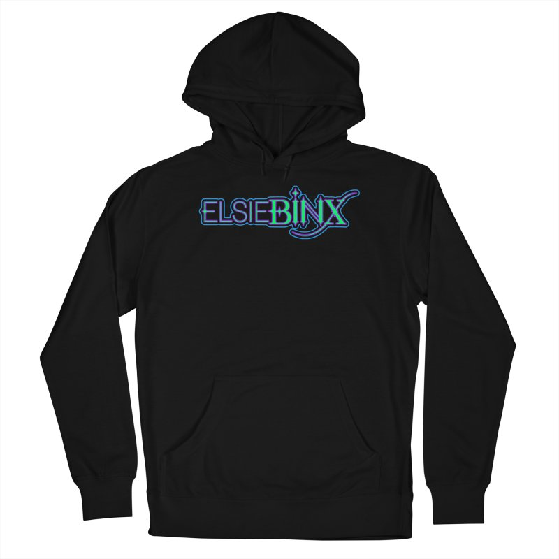 Acid Binx (2019) Men's Pullover Hoody by ELSIE BINX SHOP