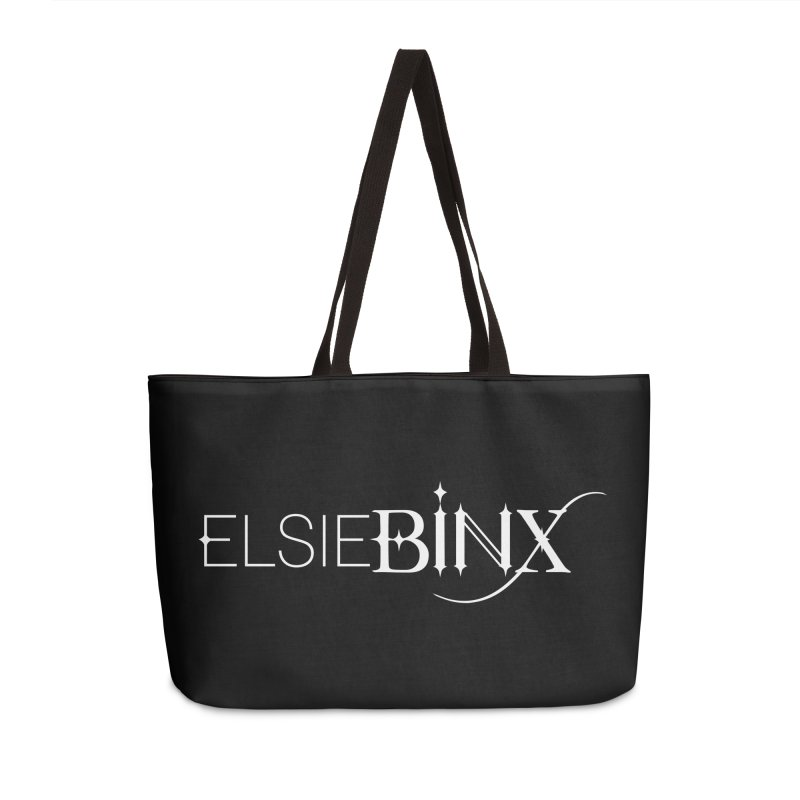 Legacy Logo (2015) Accessories Bag by ELSIE BINX SHOP