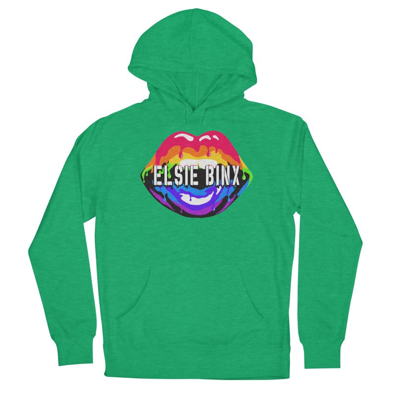 Pride Drip (2020) Men's Pullover Hoody by ELSIE BINX SHOP