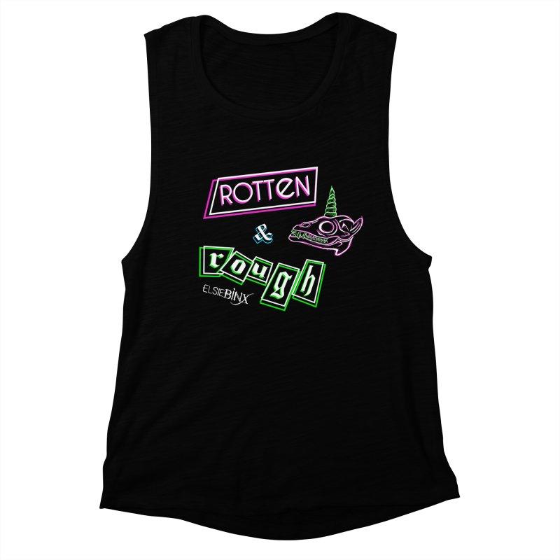 Rotten & Rough (2020) Women's Tank by ELSIE BINX SHOP