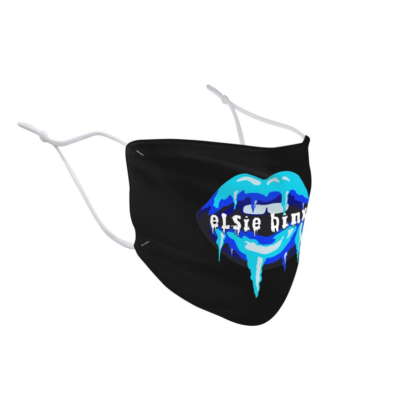 Frostbyte (2020) Accessories Face Mask by ELSIE BINX SHOP