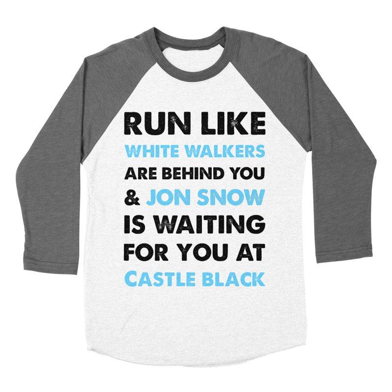 RUN | BLACK VERSION   by ecajt's Artist Shop