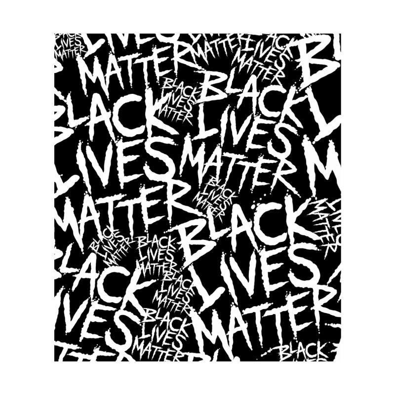 Black Lives Matter Men's Cut & Sew by Ech