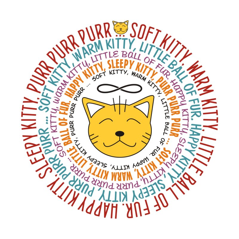 Theoretical Physics Nerd - Soft Kitty Song - colored by EDDArts Shop