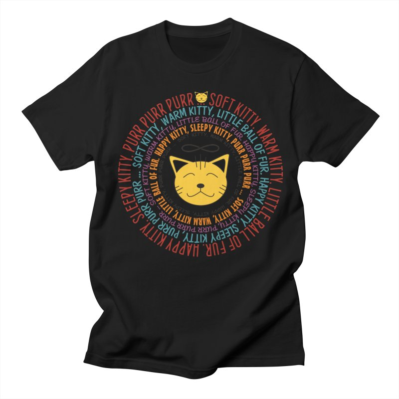 Theoretical Physics Nerd - Soft Kitty Song - colored Women's Regular Unisex T-Shirt by EDDArts Shop