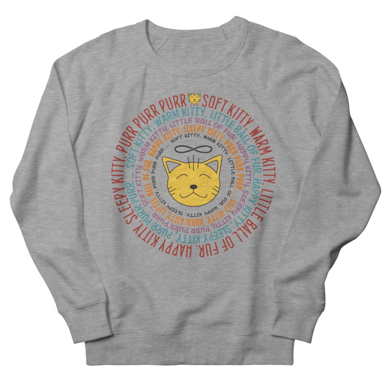 Theoretical Physics Nerd - Soft Kitty Song - colored Women's French Terry Sweatshirt by EDDArts Shop