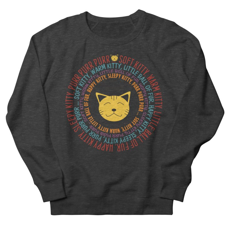 Theoretical Physics Nerd - Soft Kitty Song - colored Men's Sweatshirt by EDDArts Shop