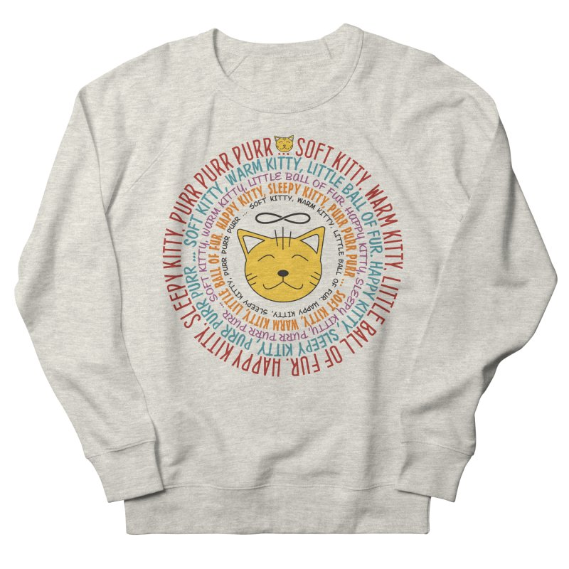Theoretical Physics Nerd - Soft Kitty Song - colored Men's French Terry Sweatshirt by EDDArts Shop