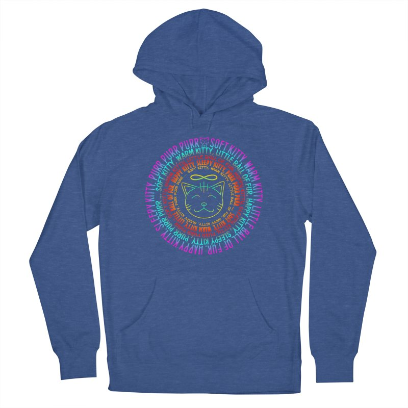 Theoretical Physics Nerd - Soft Kitty Song - neon Women's Pullover Hoody by EDDArts Shop