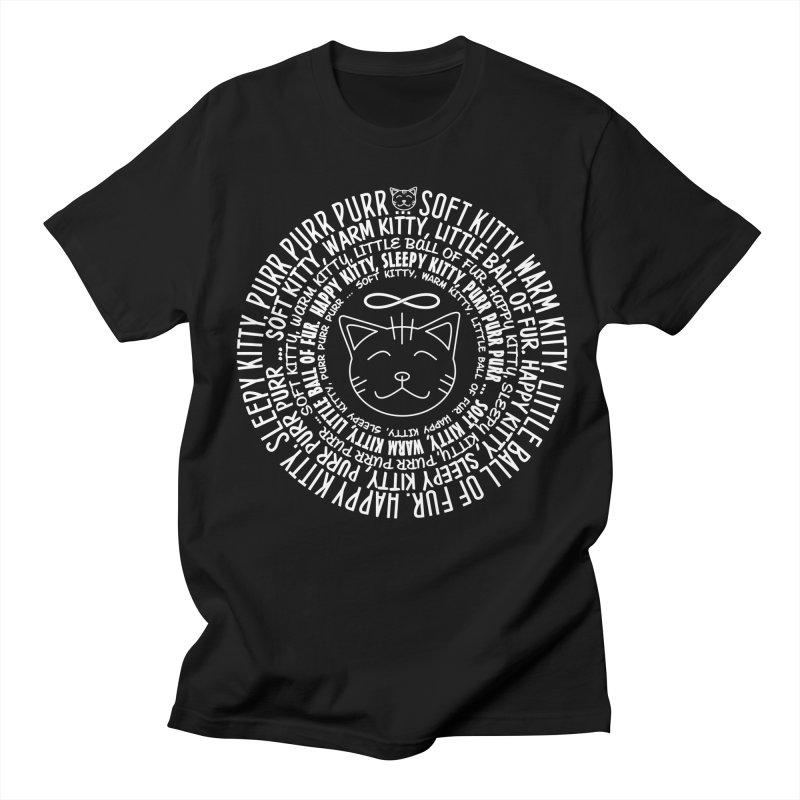 Theoretical Physics Nerd - Soft Kitty Song - white Women's Regular Unisex T-Shirt by EDDArts Shop
