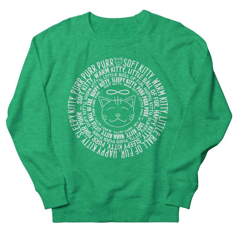 Theoretical Physics Nerd - Soft Kitty Song - white Women's Sweatshirt by EDDArts Shop