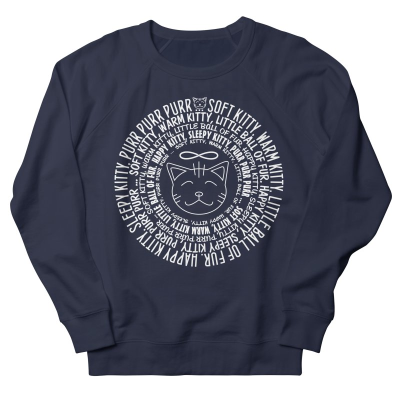 Theoretical Physics Nerd - Soft Kitty Song - white Women's  by EDDArts Shop