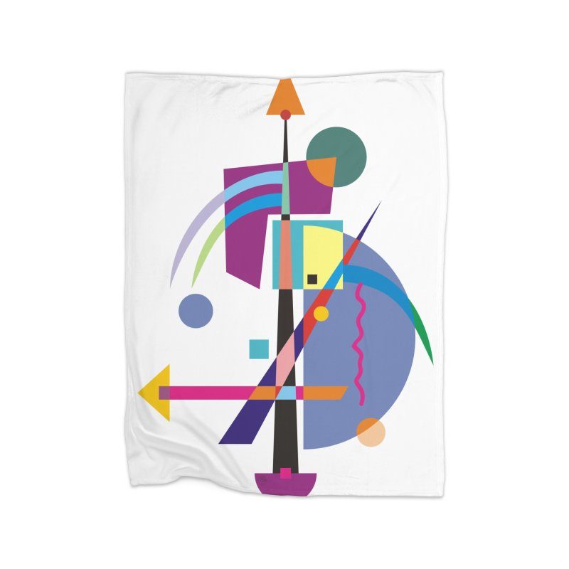 Art Of Facelifing By EDDArt - white background Home Blanket by EDDArts Shop