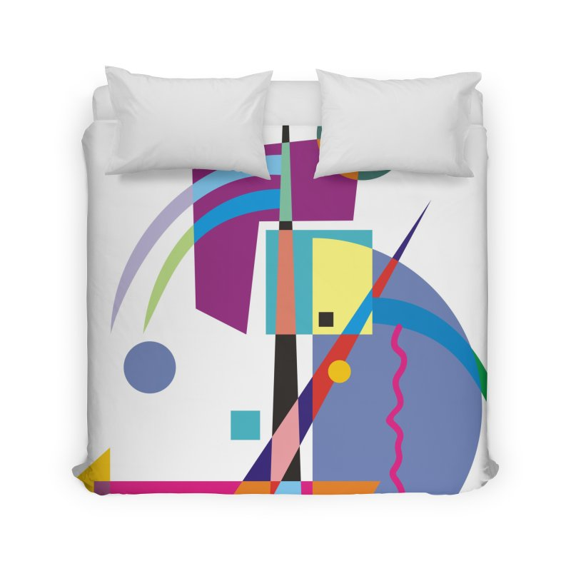 Art Of Facelifing By EDDArt - white background Home Duvet by EDDArts Shop