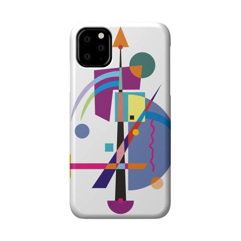 Art Of Facelifing By EDDArt - white background Accessories Phone Case by EDDArts Shop