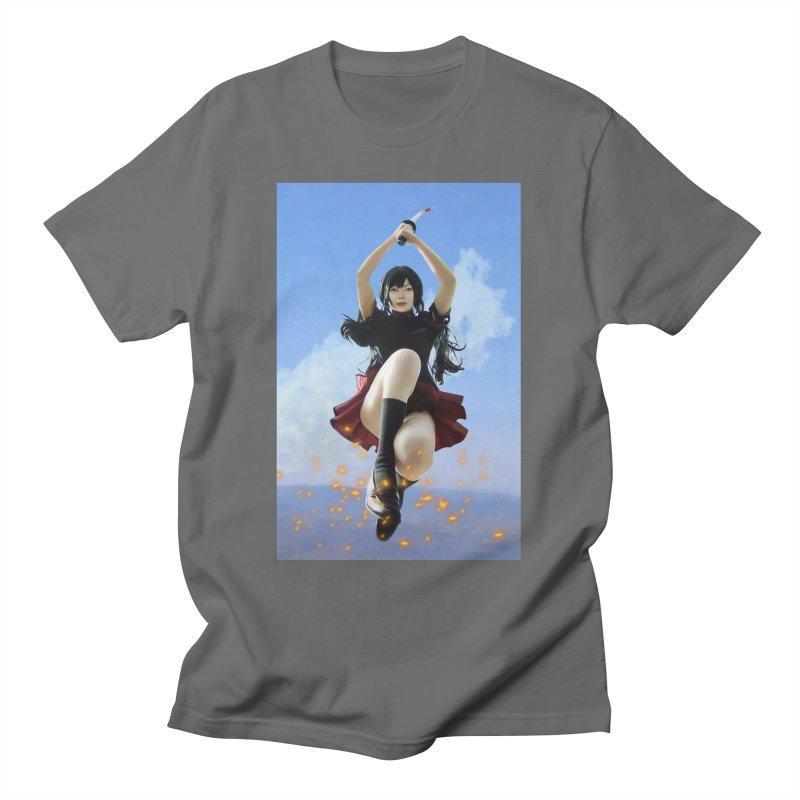 STRIKE !! Men's T-Shirt by Eddie Christian's Artist Shop