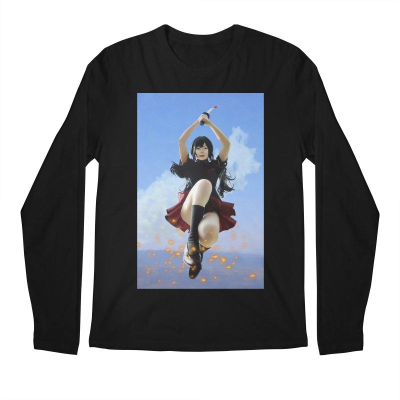 STRIKE !! Men's Longsleeve T-Shirt by Eddie Christian's Artist Shop