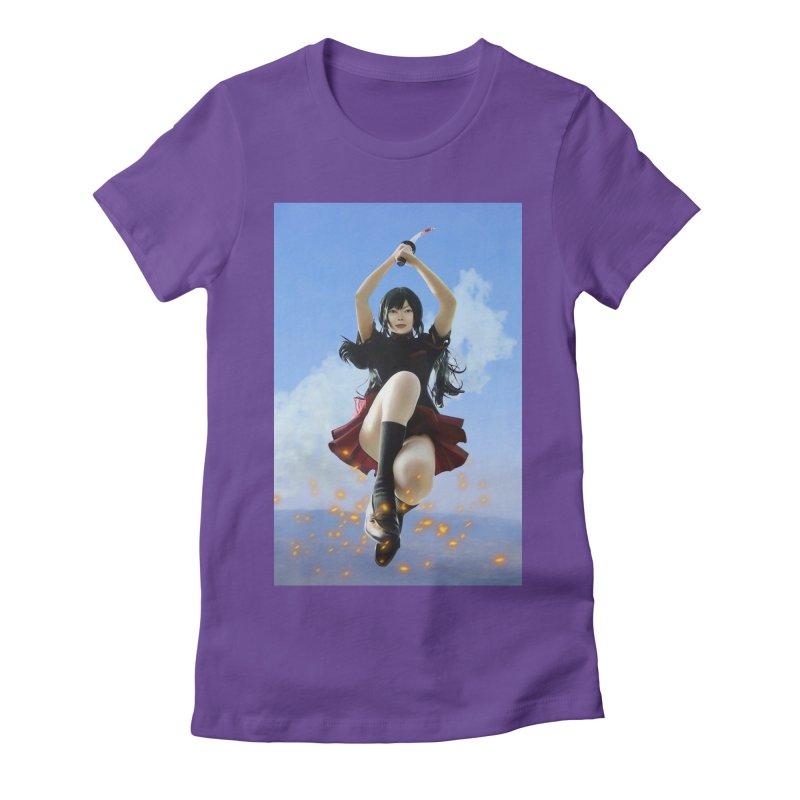 STRIKE !! Women's T-Shirt by Eddie Christian's Artist Shop