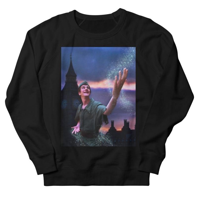 CHASING TINKER BELL Women's Sweatshirt by Eddie Christian's Artist Shop